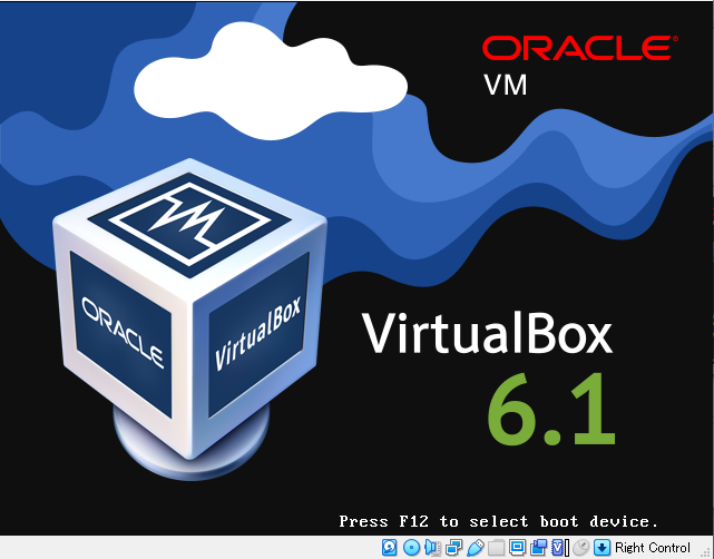Oracle VM VirtualBox 6.1